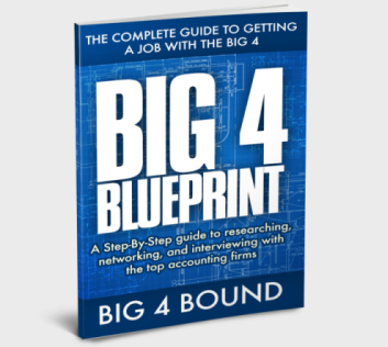 big 4 blueprint cover